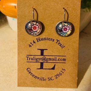 Jewelry - Handmade stainless steel earrings